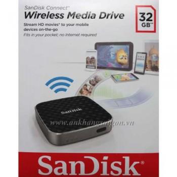san wireless media drive 32gb