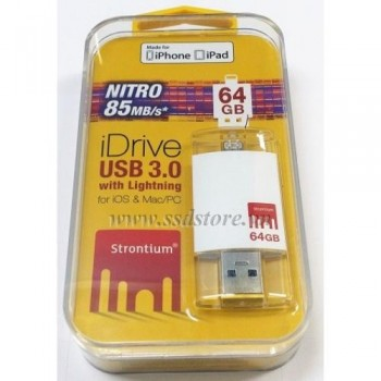 idrive 30 stronium 64gb (font)